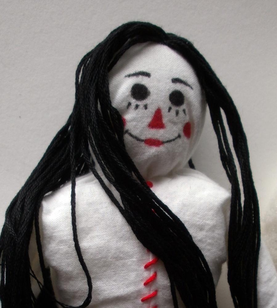 Dream Doll Portrait
