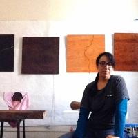 Bronx Studio Visit: Melissa Calderon